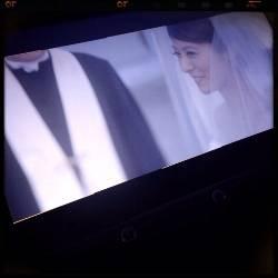 神戸蘭子結婚式
