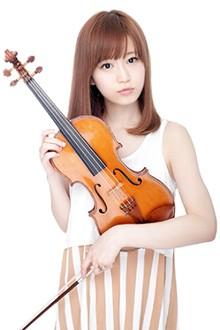 岡部麻知 バイオリン
